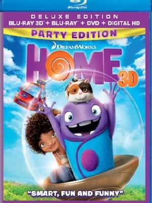 Home 2015 BluRay 300Mb Hindi Dual Audio 480p
