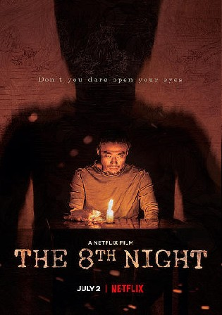 The 8th Night 2021 WEB-DL 400Mb Hindi Dual Audio ORG 480p Watch Online Full Movie Download bolly4u