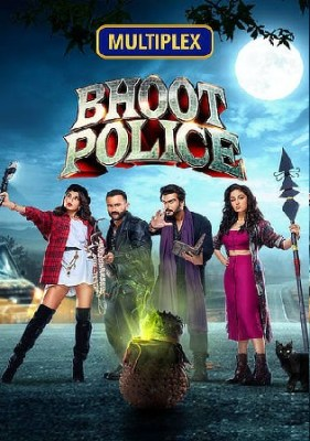 Bhoot Police 2021 WEB-DL 400Mb Hindi Movie Download 480p Watch Online Free Bolly4u