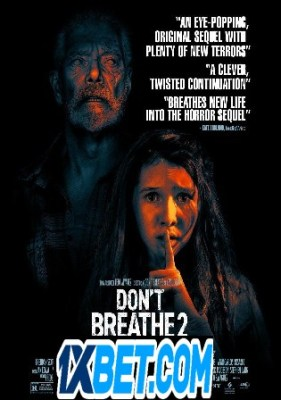 Dont Breathe 2 2021 WEBRip 350Mb Hindi HQ Dual Audio 480p Watch Online Free Download bolly4u
