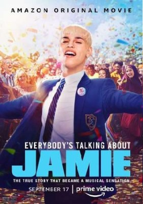 Everybodys Talking About Jamie 2021 WEB-DL 900MB Hindi Dual Audio 720p Watch Online Free Download bolly4u
