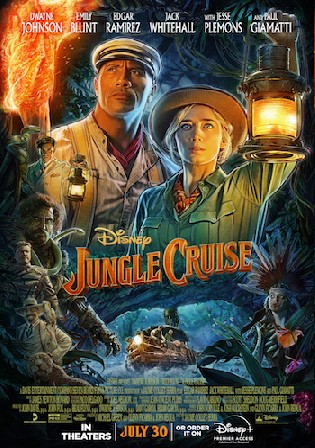 Jungle Cruise 2021 WEB-DL 400MB Hindi CAM Dual Audio 480p Watch Online Full Movie Download bolly4u