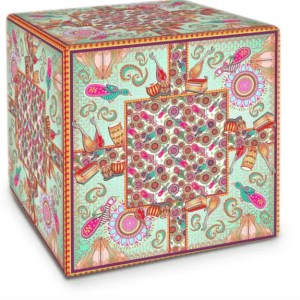 Birds of Eternal Love Cube