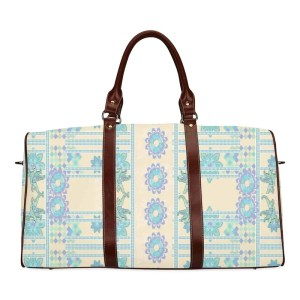Lotus Flower Travel Bag
