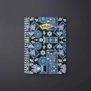 Fish Frame Notebook