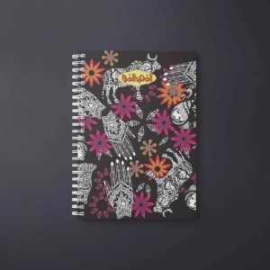 Hand and Animal Notebook