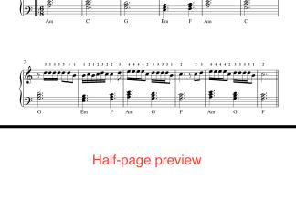 Thaarame Thaarame - Kadaram Kondan easy piano notes