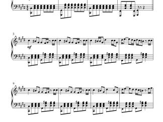 Karige Loga - Arya 2 piano solo