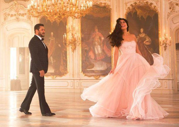 BTS: Making of Tiger Zinda Hai's romantic 'Dil Diyan Gallan'