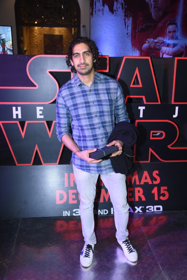 Pictures: Ranbir Kapoor, Sonali Bendre, Ayan Mukherjee and more have a blast at Star Wars Premiere!