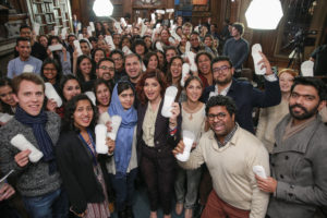 From period taboos to period poverty, Twinkle Khanna takes the conversation to Oxford Union
