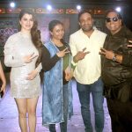 Ganesh Acharya shoots with Kainaat Arora for Title song of Comedy Horror Film Khalli Balli