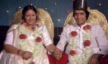 Preeti Ganuly With Amitabh Bachchan