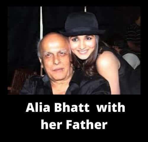 Alia Bhatt Father