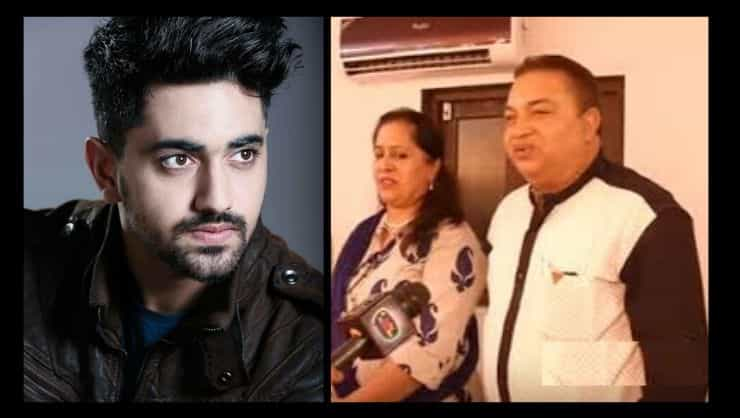 Zain Imam parents