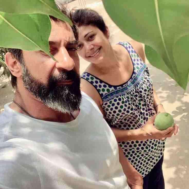 Pooja Batra Husband Nawab Shah