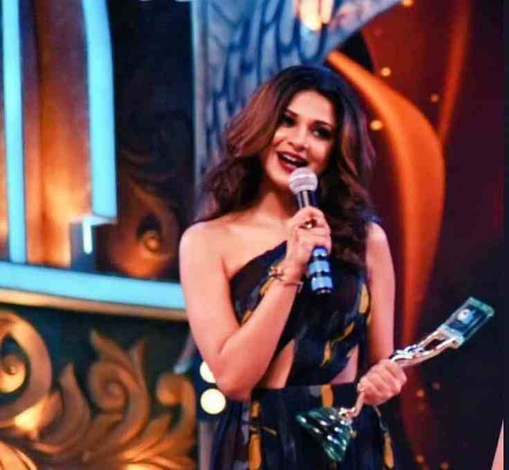 Jennifer Winget ITA Awards