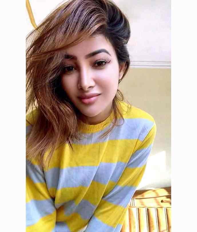 Zain Imam Girlfriend Nalini Negi