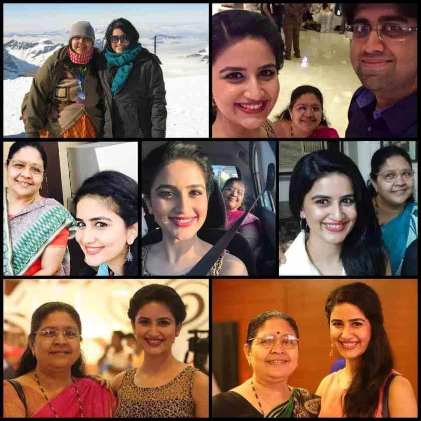 Vaidehi Parshurami Family