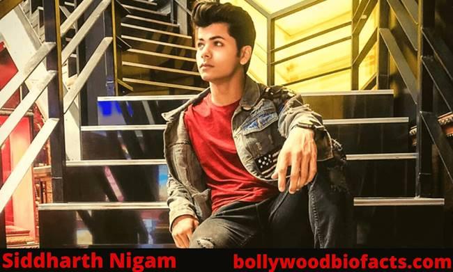Siddharth Nigam Age