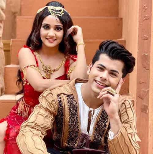 Ashi-Singh-with-Siddharth-Nigam