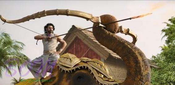 This promo of Baahubali 2 promises huge action and presentation