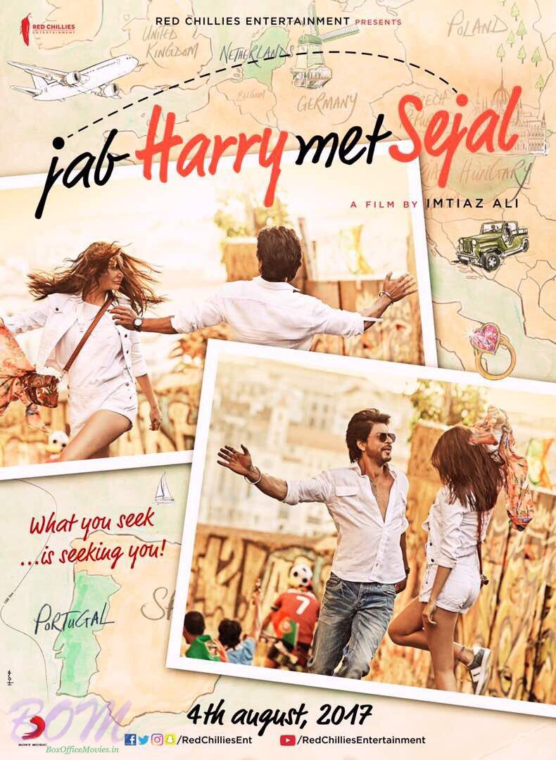 First song from Jab Harry Met Sejal