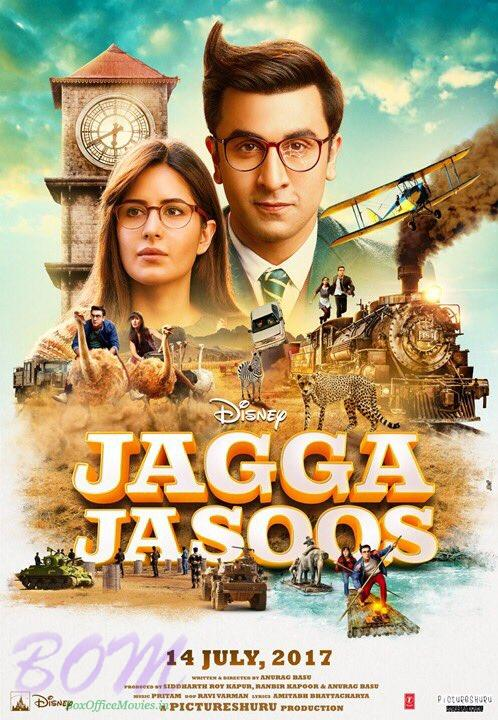 Arijit Singh Jhumeritalaiya Song From Jagga Jasoos