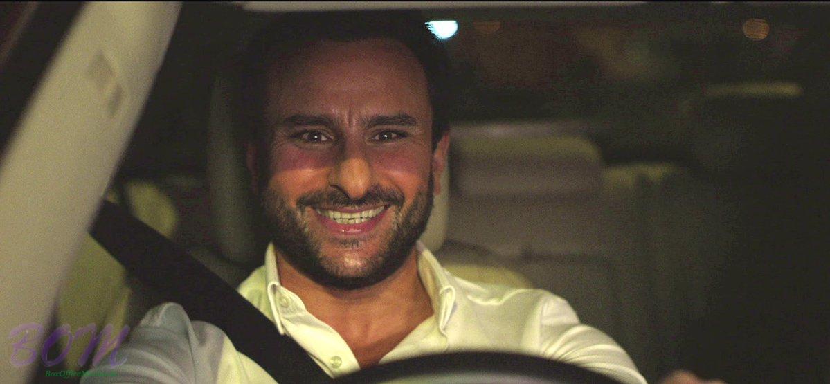 Kaalakaandi dark comedy movie thrilling teaser