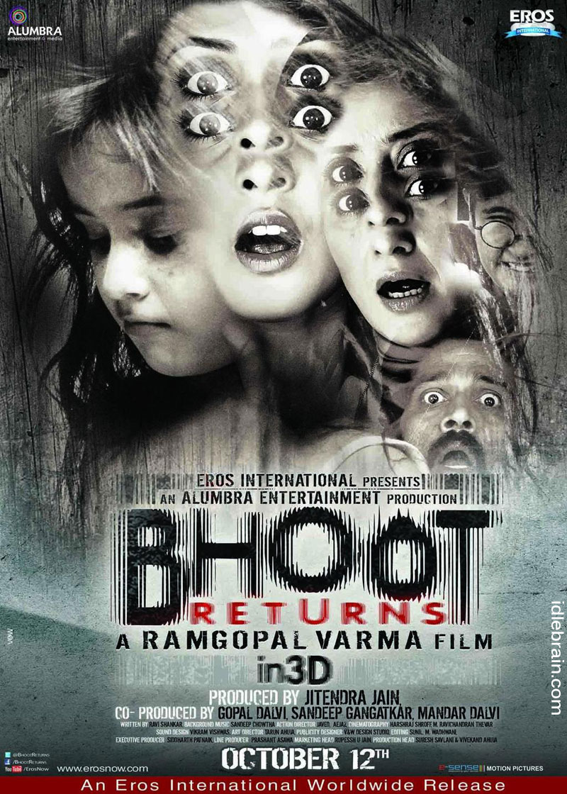 Bhoot poster is copied from Final Destination 2