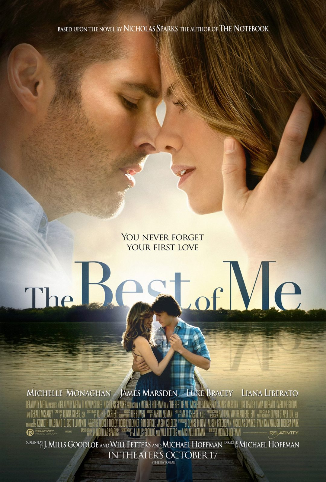 The Best of me  poster is copied by Dilwale