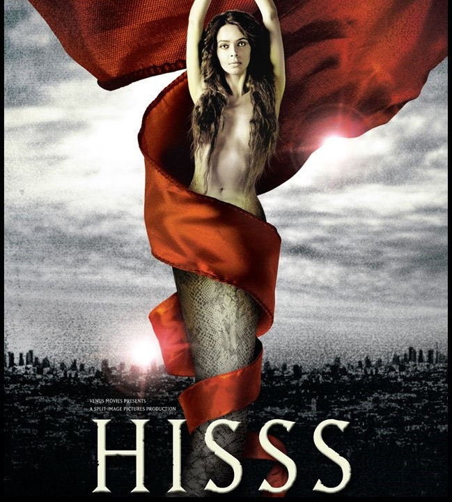 Hiss poster is copied from King Arthur