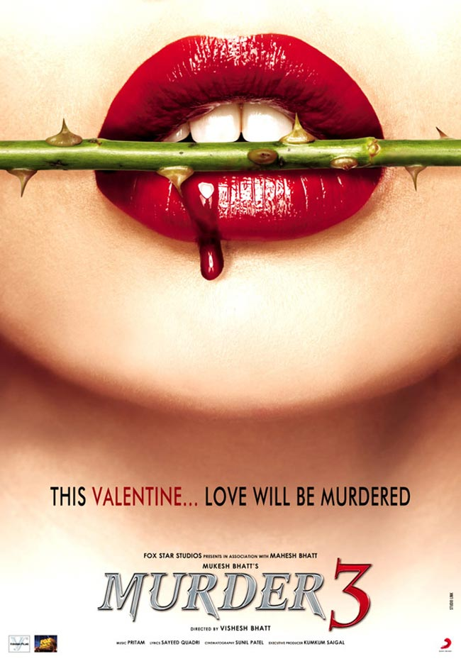 Murder 3 poster is copied from Jennifer's Body