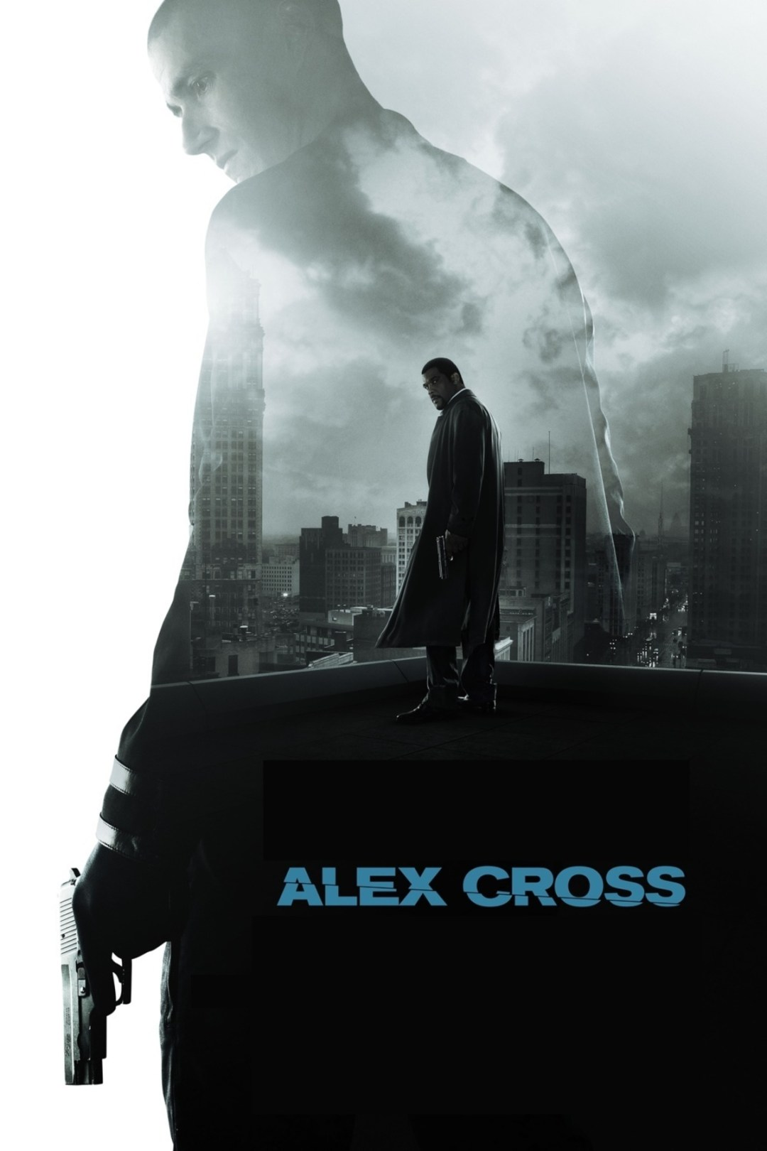 Don't Ever Cross Alex Cross  poster is copied by The Bankster