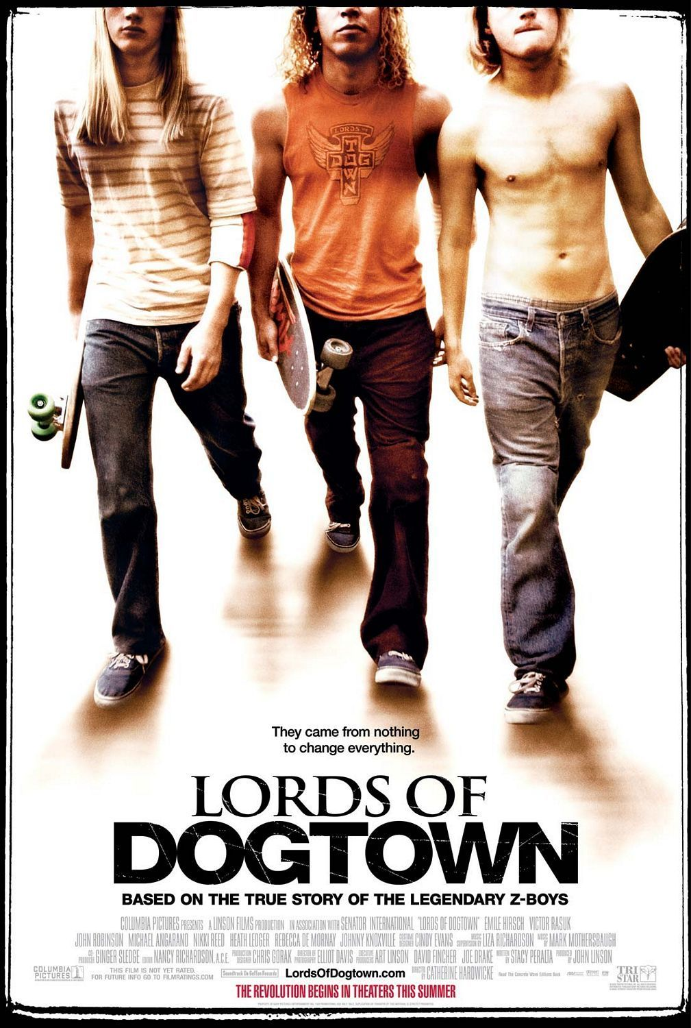 Lords of dogtown  poster is copied by Zindagi na milegi doobara