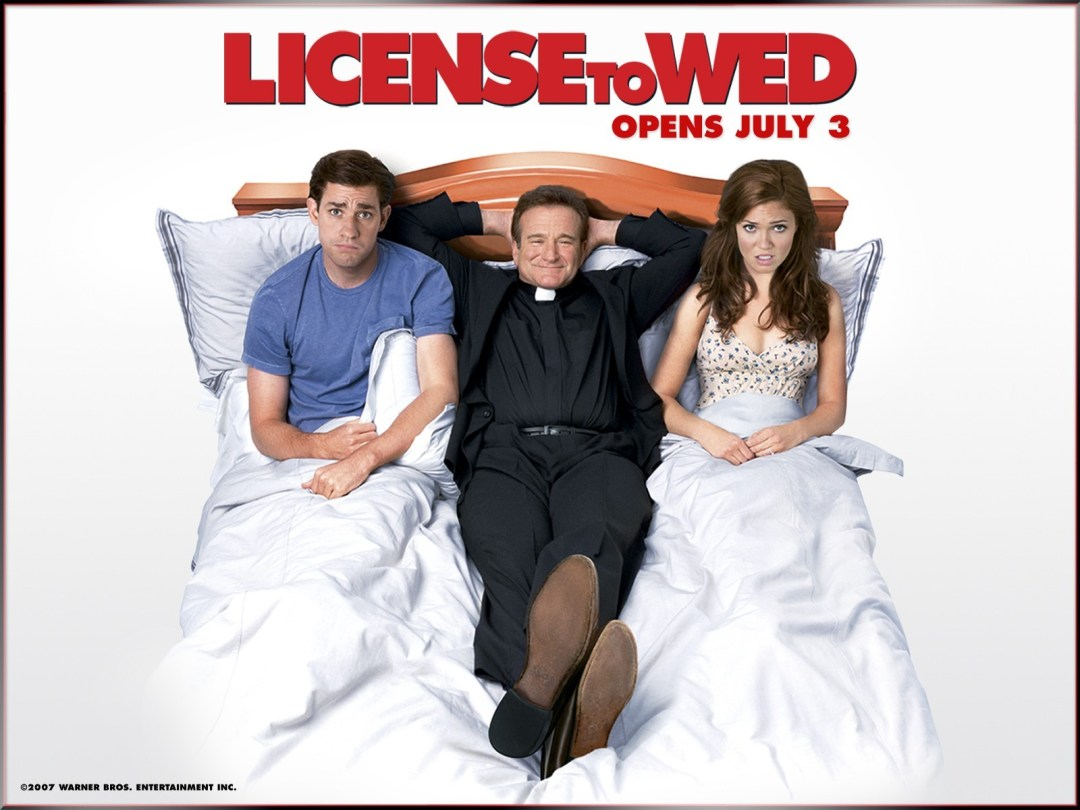 License to Wed  poster is copied by Atithi Tum Kab Jaoge?