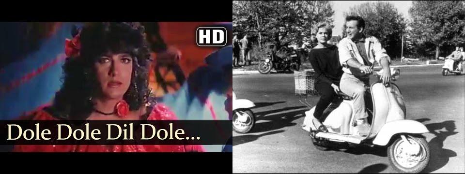 'Dole Dole Dil' copied from 'Come September'