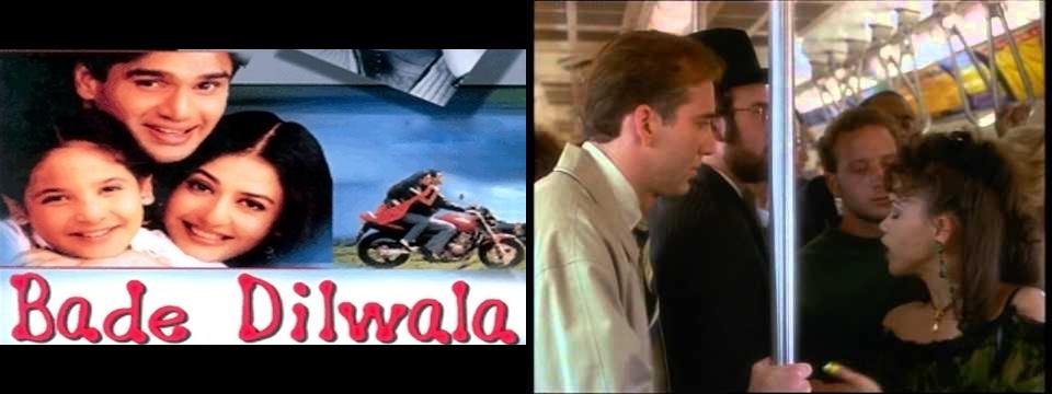 'Bade Dilwala' copied from 'It Could Happen to You'