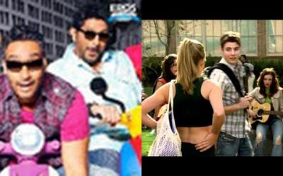 'Golmaal 3' copied from 'Your,Mine and Ours'