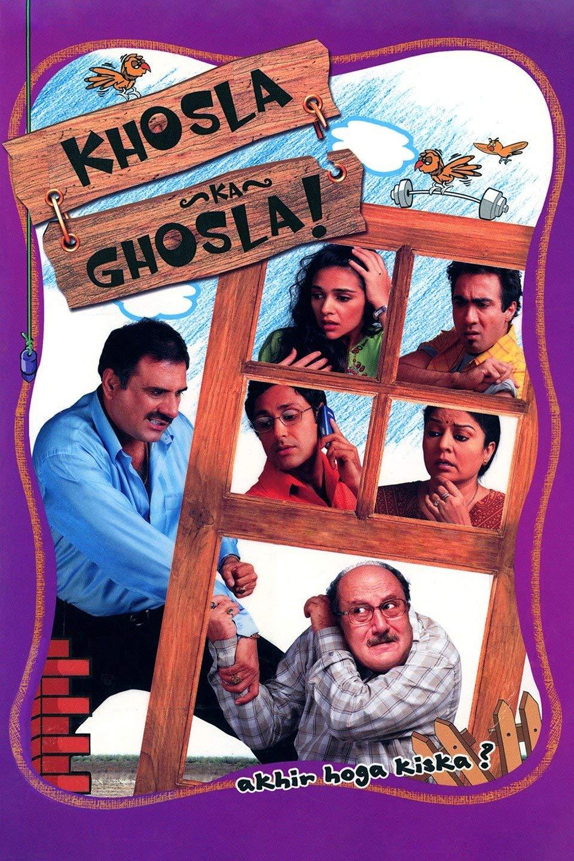 Khosla Ka Ghosla Lifetime Box Office Collection Daywise India Overseas