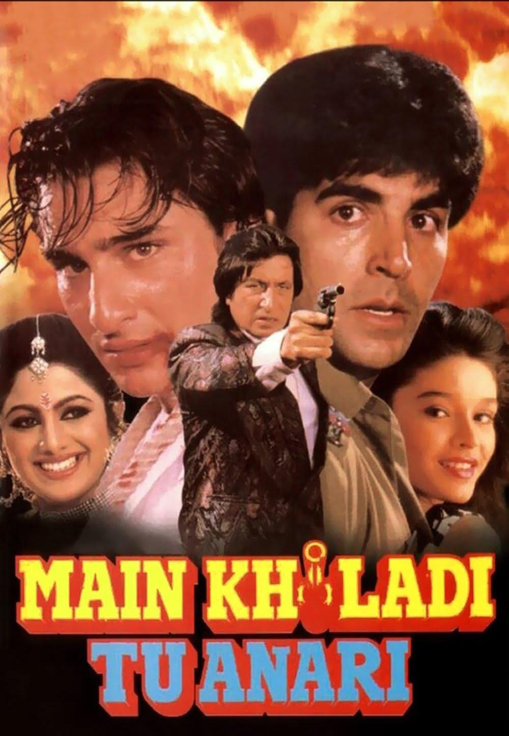 Mai Khiladi Tu Anari Box Office Collection Daywise India Overseas
