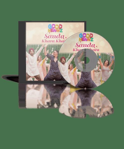 Sauda Khara Khara Studio Acapella