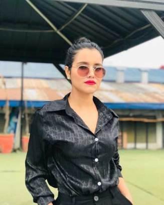 Alisha Sharma ullu cast