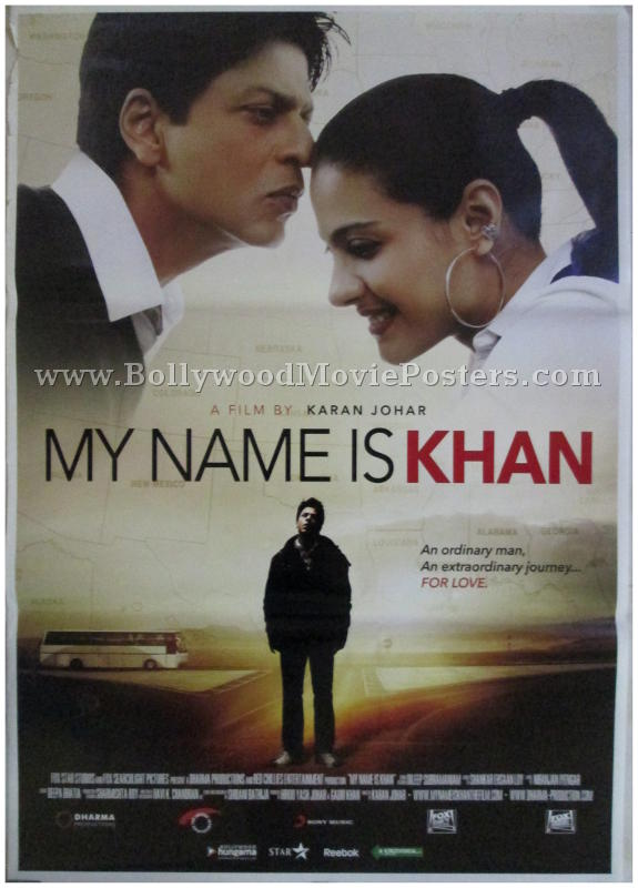 Image result for my name is khan poster