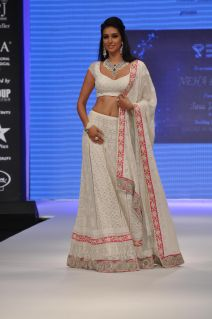 42 Preety Desai looked stunning in JASHN outfit at the IIJW 2012
