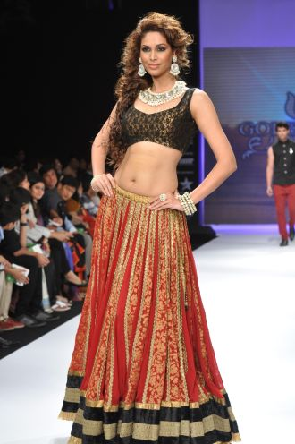 46 Models wearing an JASHN outfits at IIJW 2012