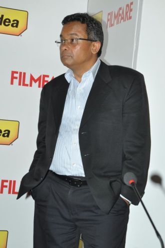 Mr. Sashi Shankar (Cheif Marketing Officer Idea) at the '59th !dea Filmfare Awards 2011' at Nehru Stadium, Chennai.