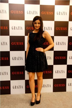 Grazia Cover launched by Alia Bhatt at Guess