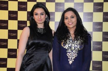 Akriti Kakar and Rekha Chaudhari