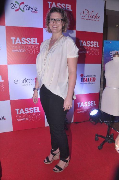 17 Designer Megan Ryley @ Tassel Fashion & Lifestyle Awards 2013